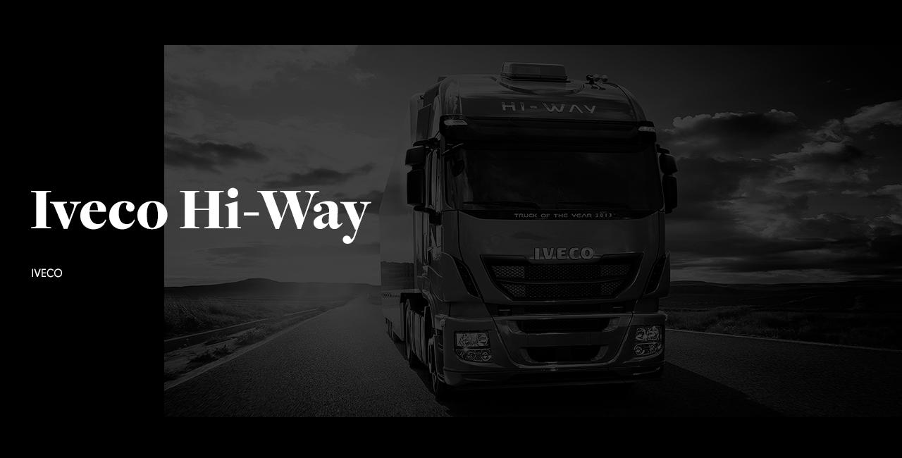 Iveco Hi-Way Experience