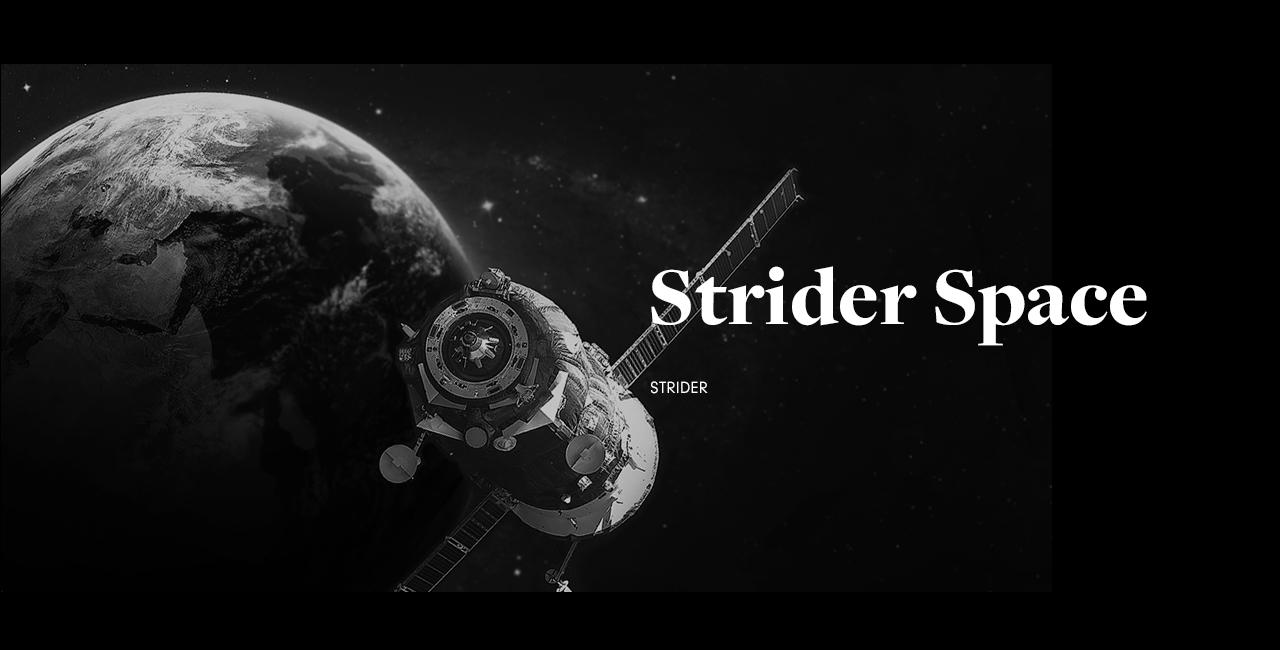 Strider Space